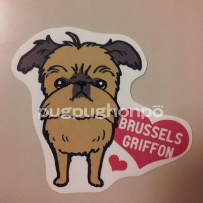 画像1: ブリュッセルグリフォン大好き♪